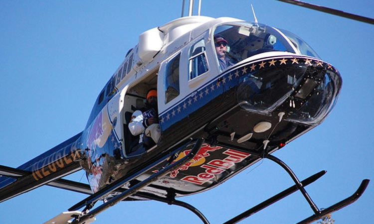 Helicopter Tours and Shuttle Service