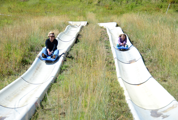 The Howler Alpine Slide