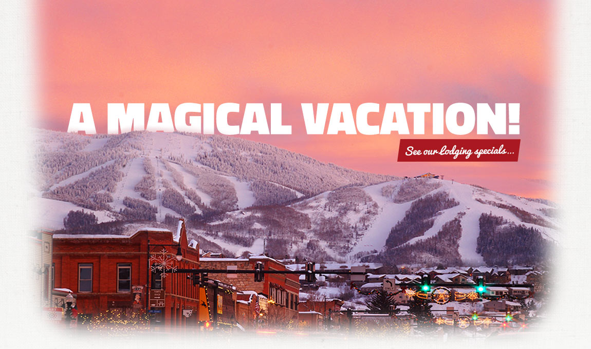 Steamboat - A Magical Vacation