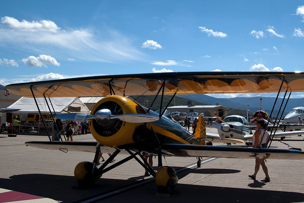 Wild West Air Fest Steamboat Springs Summer Events