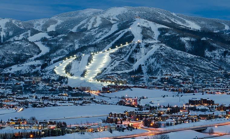Night Skiing Steamboat Springs Summer Events Pioneer