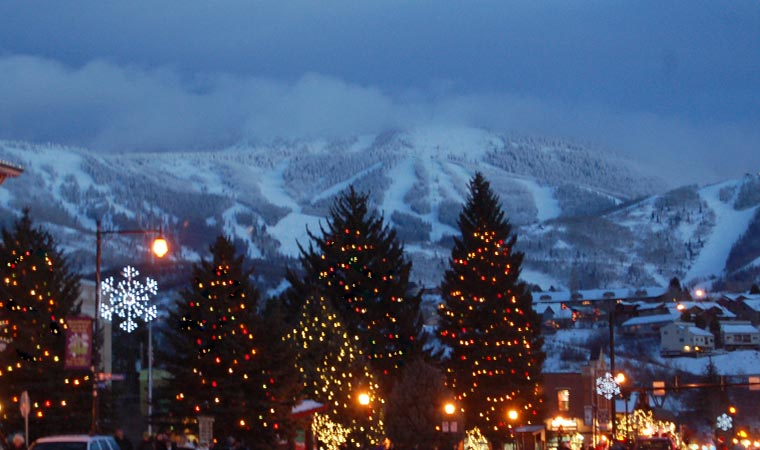 Steamboat Holiday Festival