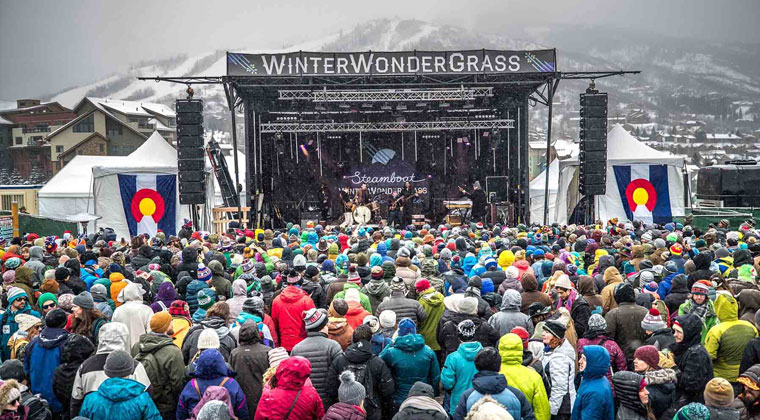 Steamboat WinterWondergrass