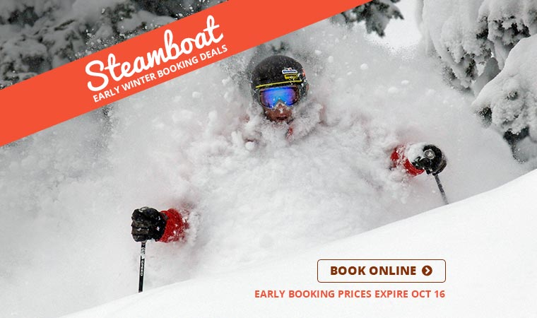Plan your winter in Steamboat Springs!