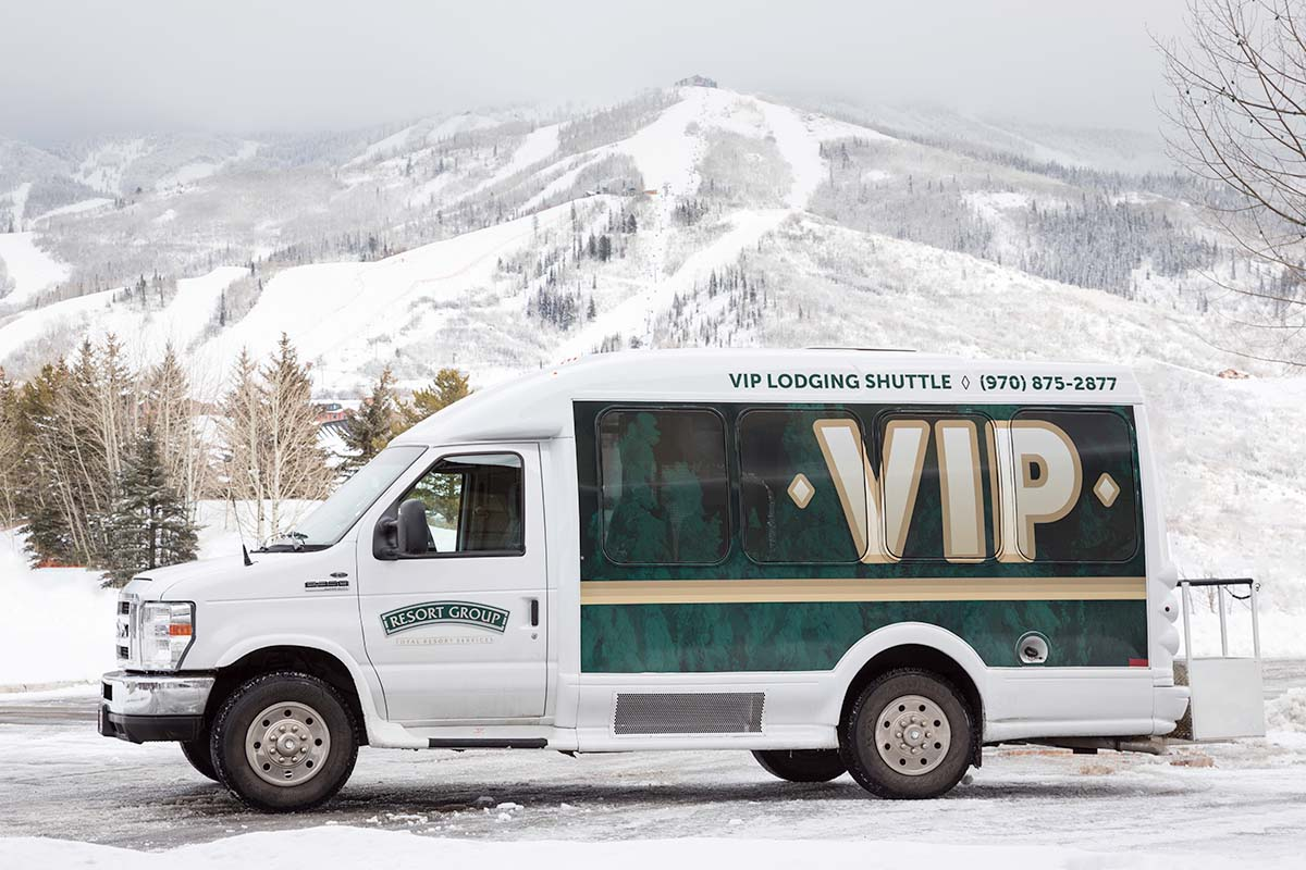 On-Call Shuttle Service