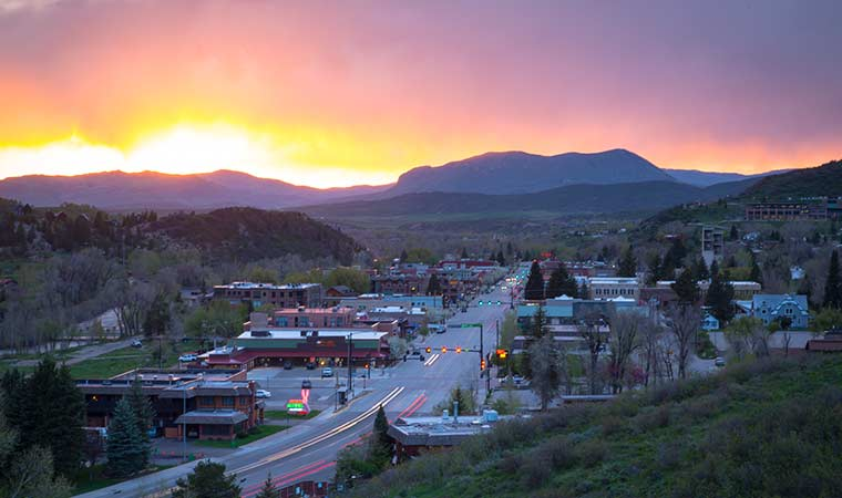 Seasonal/Monthly Rentals in Steamboat