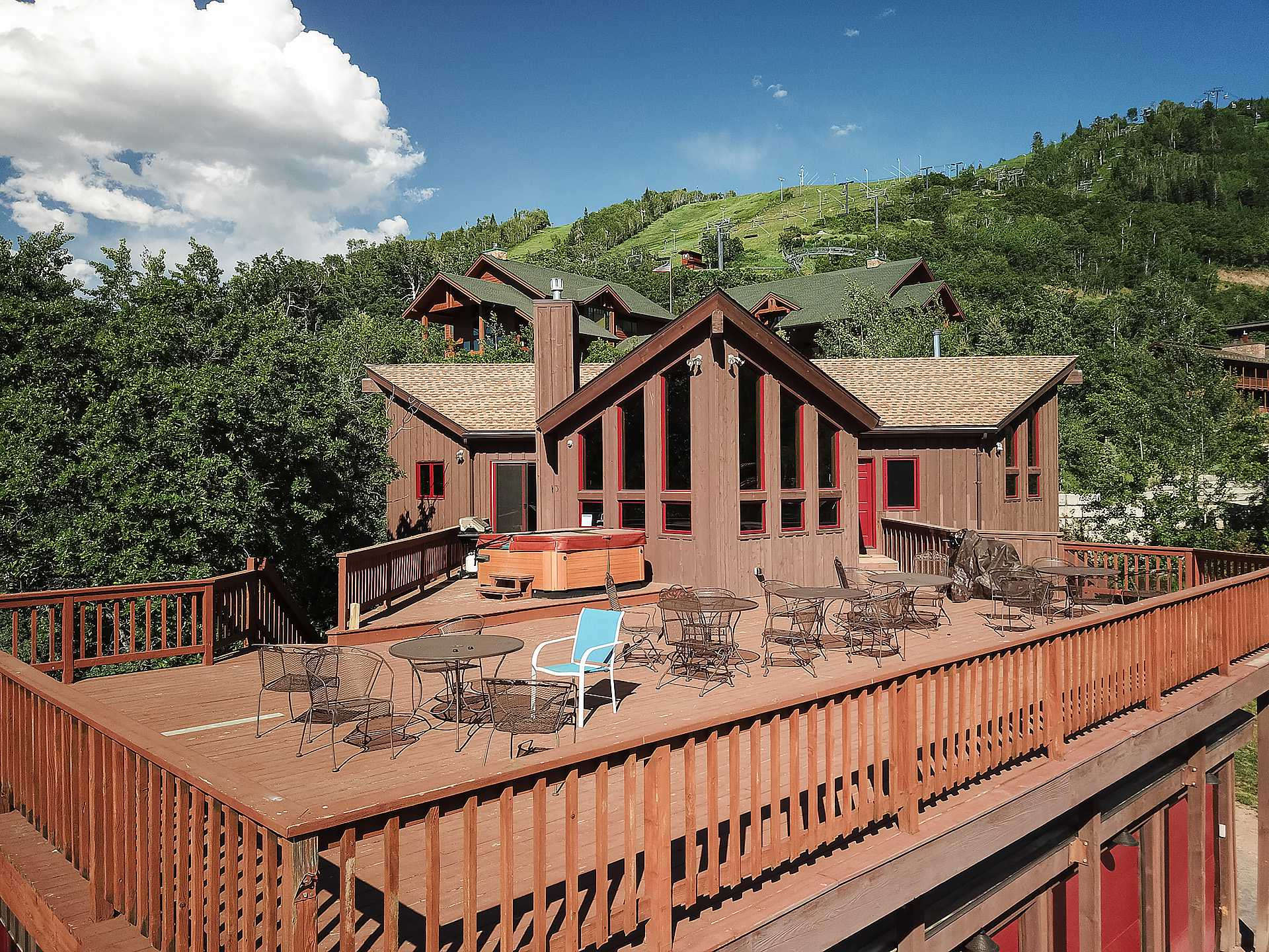 90ST1 - Ski Trail Lodge I