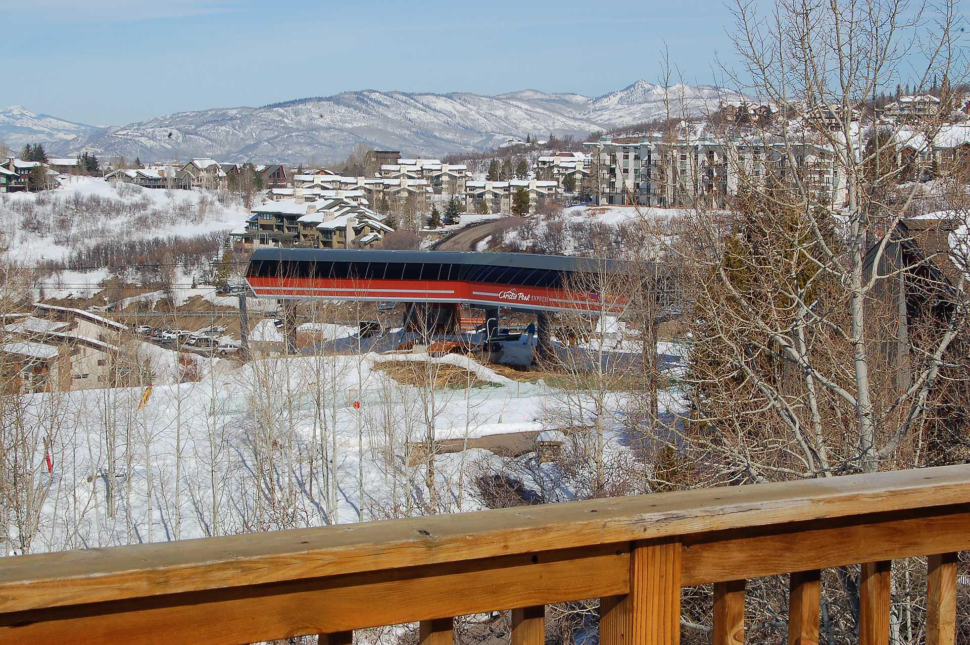 Ski Trail Lodge I