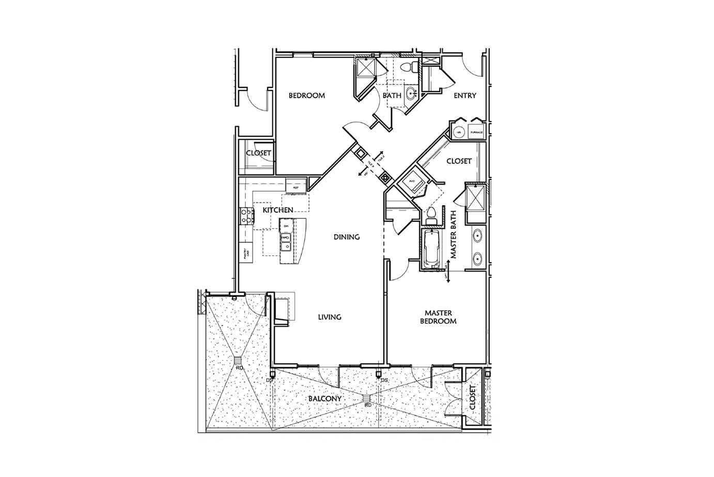 ALP2D - Alpenglow Condominiums
