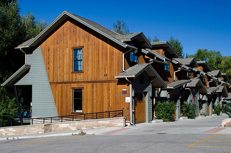 Alpenglow townhomes steamboat springs vacation rental for Steamboat springs cabins for rent