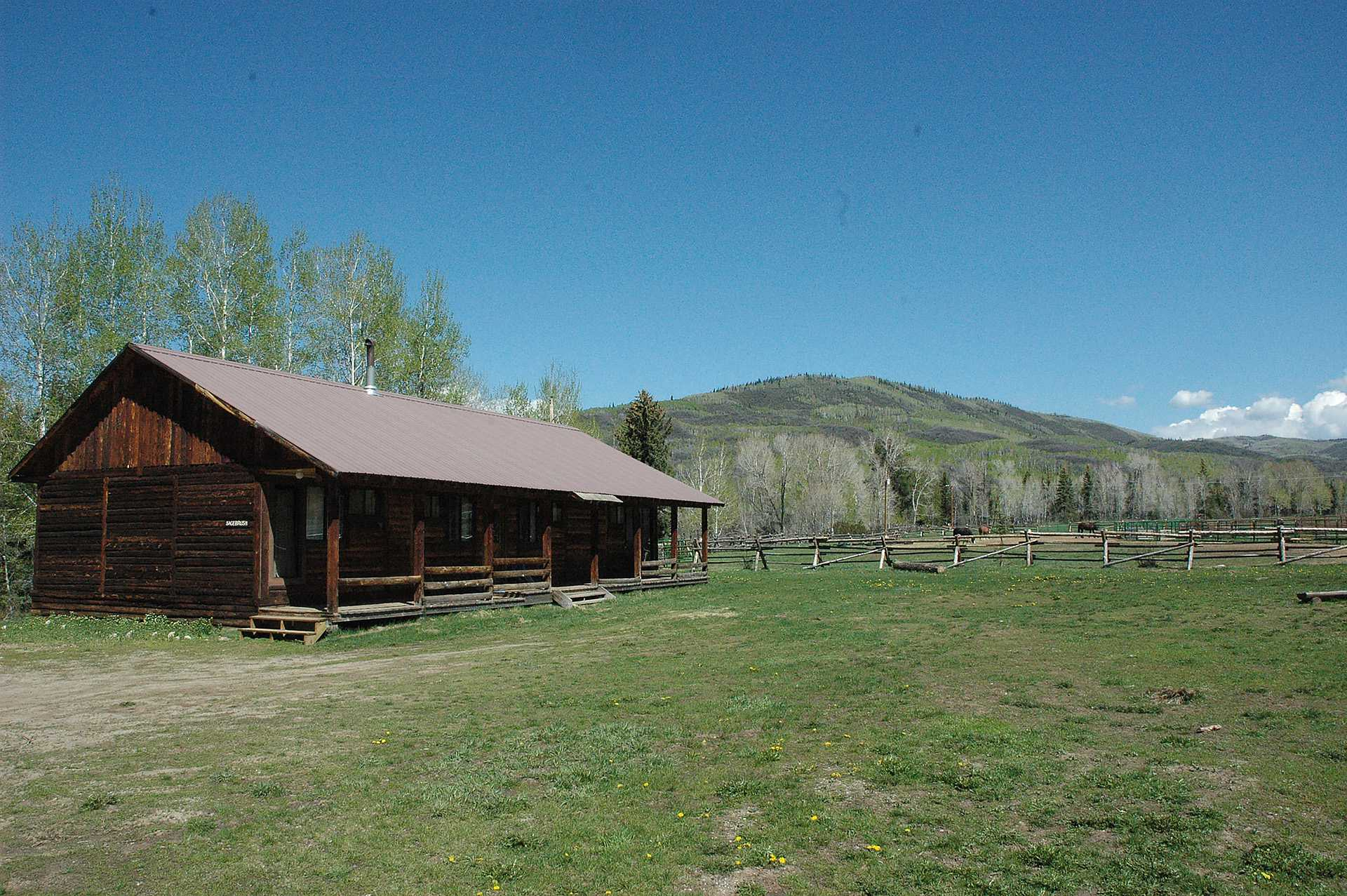 Sagebrush Cabin - Perry Mansfield Cabins