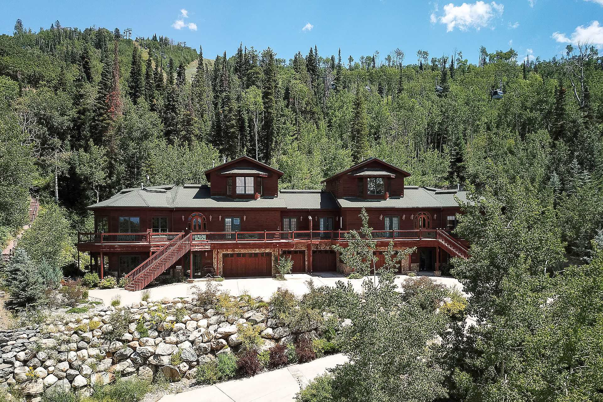 Gondola run a steamboat springs vacation rental for Cabin rentals near steamboat springs