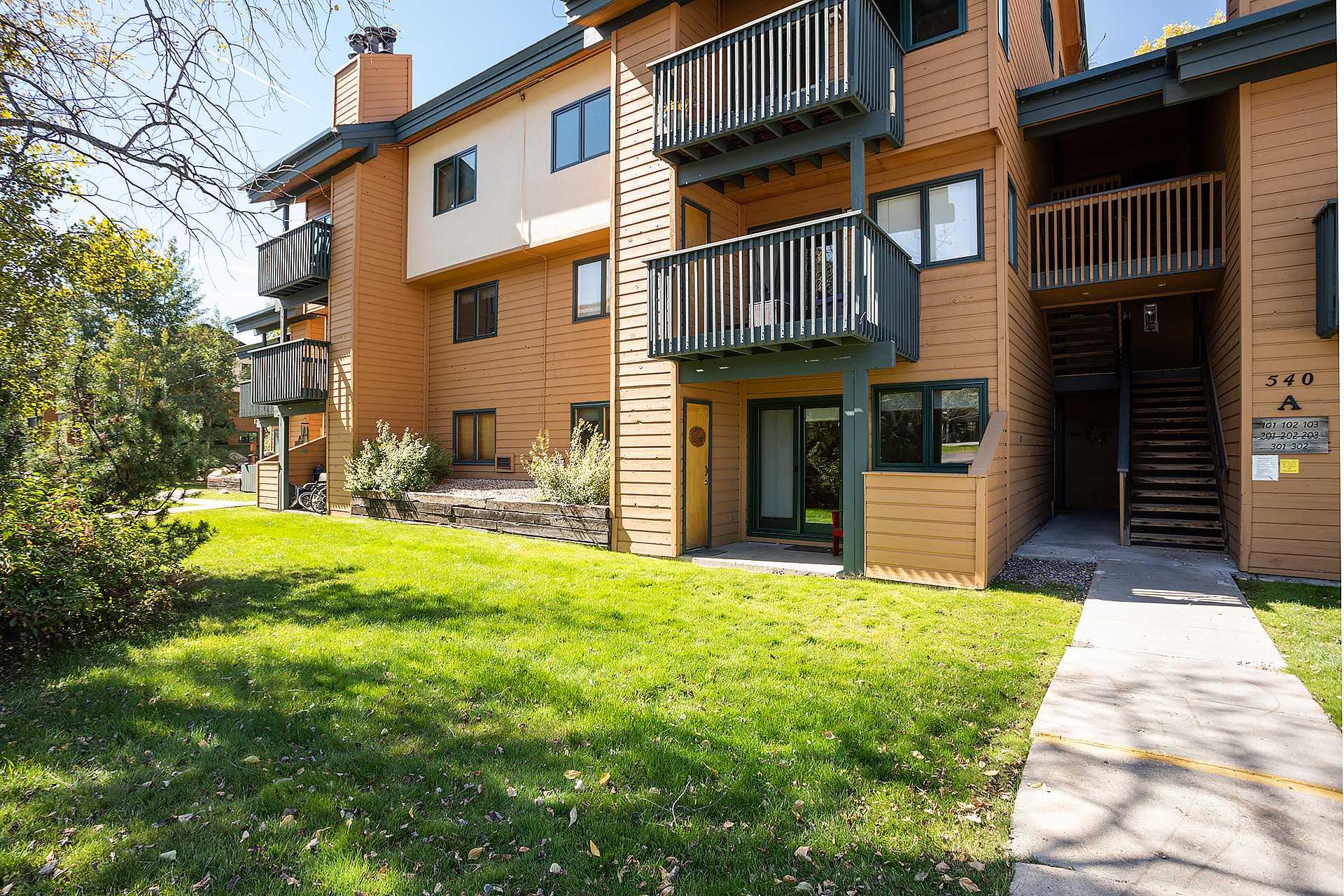 P103A - The Pines Condominiums