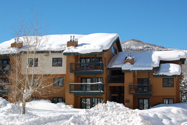 The pines condominiums steamboat springs vacation rental for Steamboat springs cabins for rent