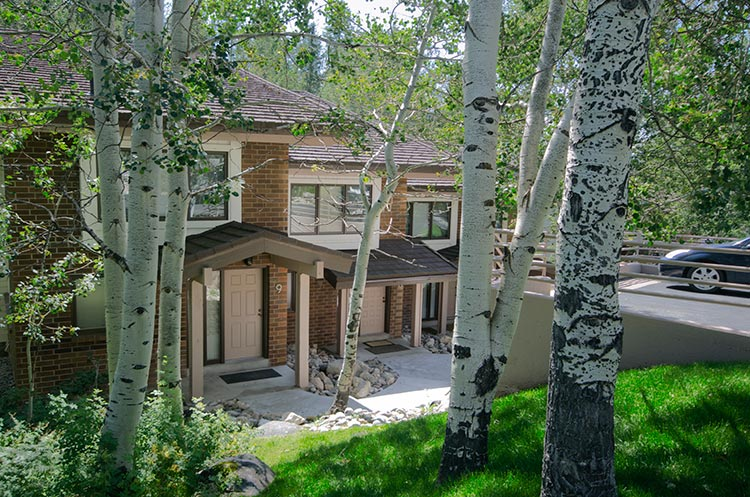 Winterwood townhomes steamboat springs vacation rental for Cabin rentals near steamboat springs